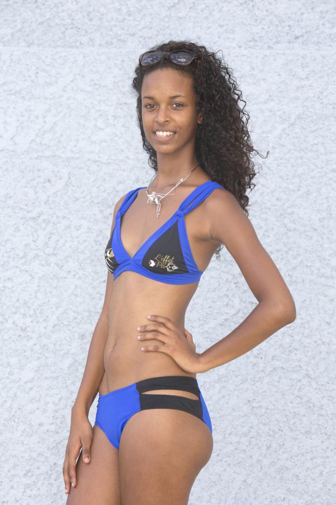 8 - Maurine Dorval, 18 ans, 1,75 m, Saint-Gilles-les-Hauts