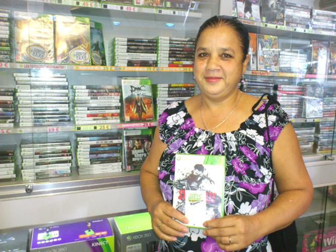 Hélène Damour a gagné SYNDICATE sur Xbox 360