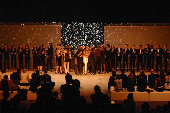 Un magnifique final où tous se retrouvent sur scène