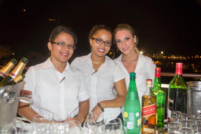 Vatsoa, Audrey et Elodie