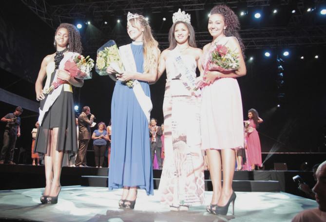 Miss Ville du Tampon 2014 <br>Orphélia Roger l'heureuse élue