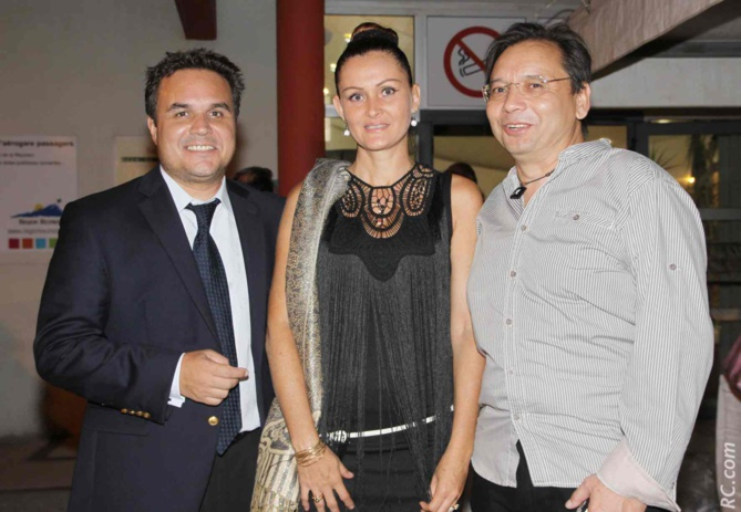 Didier Robert, Alain et Marlène N'Guyen-Legros, cabinet d'architectes