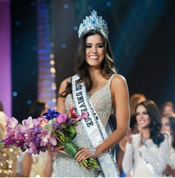 Miss Univers 2015: c'est Miss Colombie!