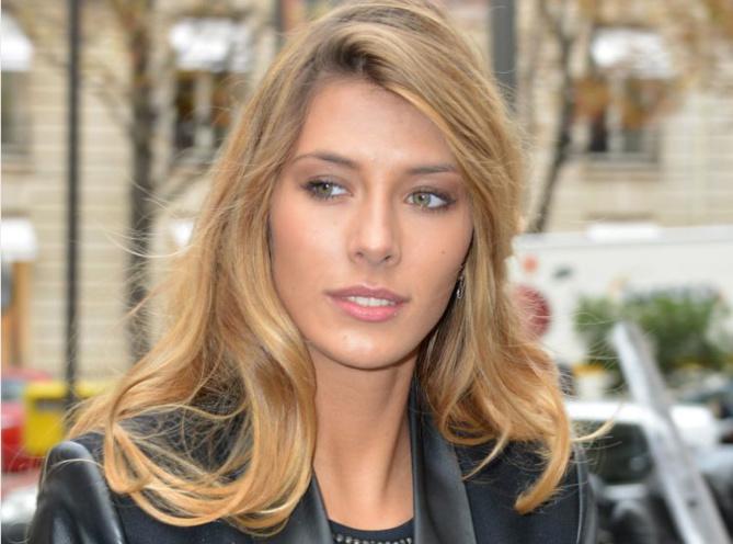 Camille Cerf balance sur Miss Univers...