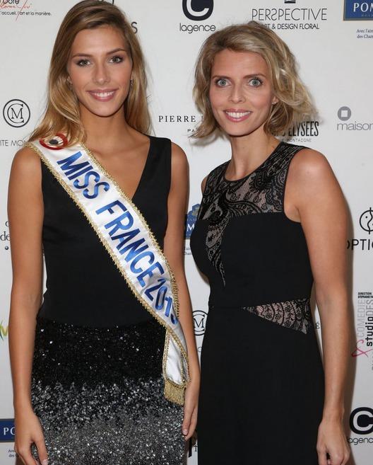 Gros coup de gueule de Sylvie Tellier sur Miss Univers!