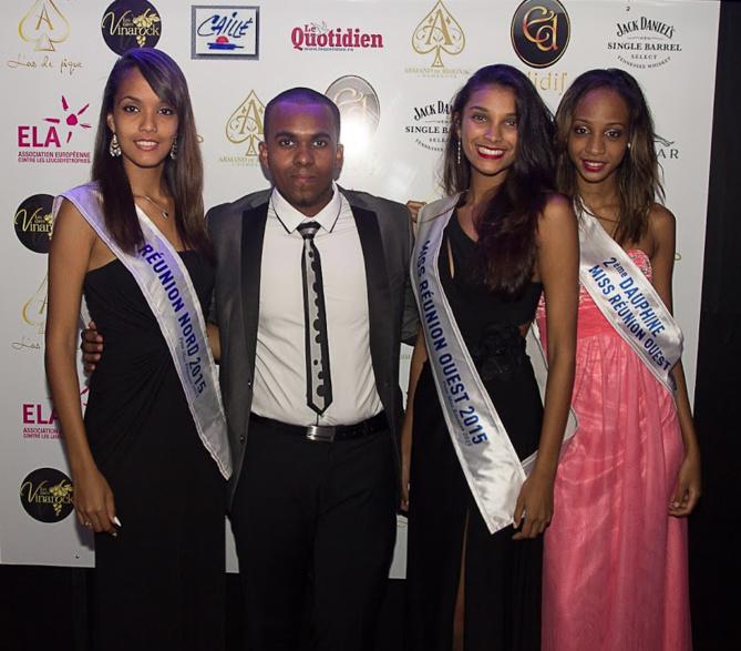 Inauguration de l'As de Pique <br> Les Miss mettent l'ambiance!