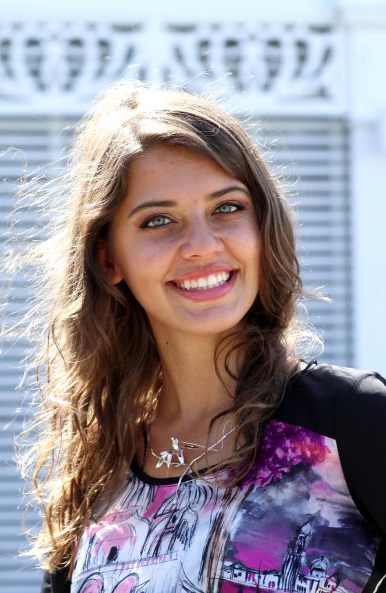 3. Floriane GONTHIER     21 ans, 1,70 m - Etang-Salé