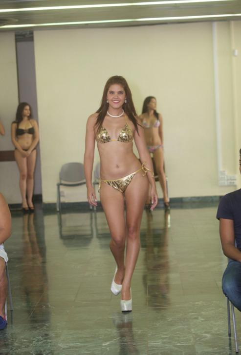 Miss Réunion 2015: Le premier casting