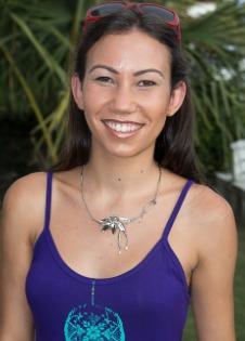 6.Justine Lépinay, 17 ans, 1,70 m