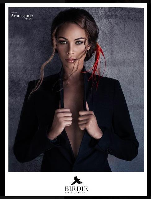 Florence Arginthe, Miss Réunion 2010<br>Egérie de Birdie Réunion