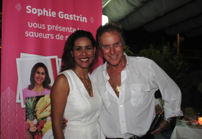 Serge Gélabert a beaucoup aidé Sophie Gastrin