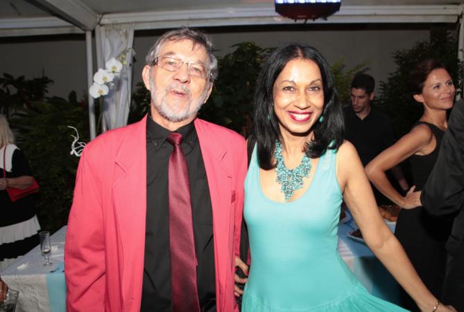 Daniel Vaxellaire et son épouse Patricia