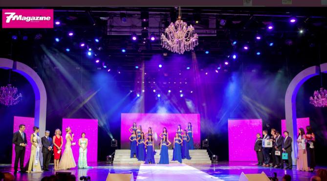 La vérité sur les chutes lors du show Miss Réunion