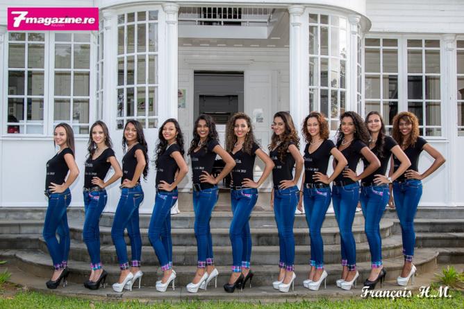 Les 11 candidates