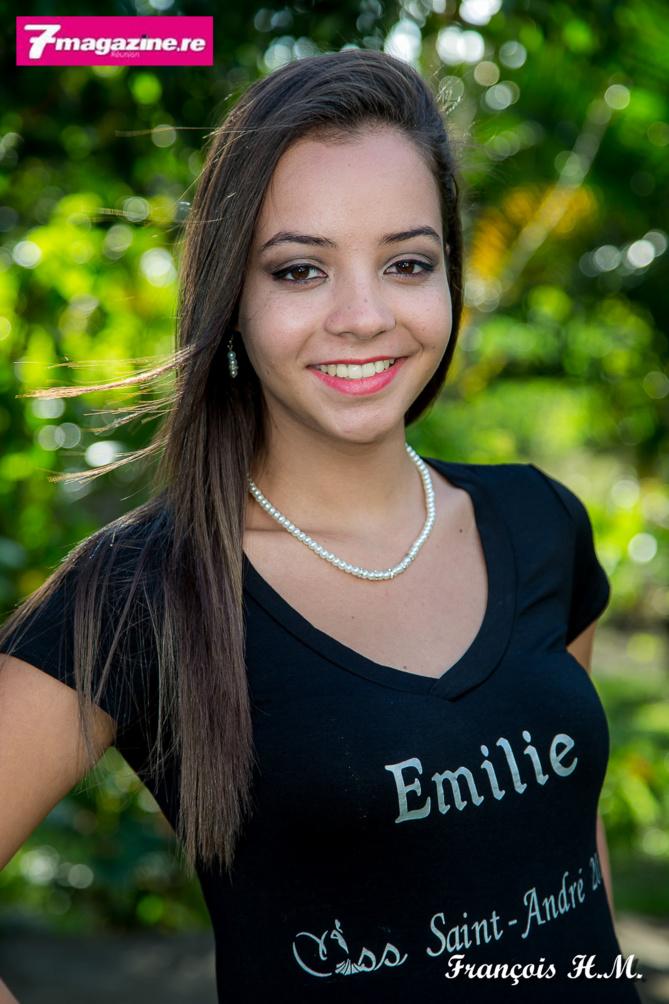 N°1: Emilie Laude