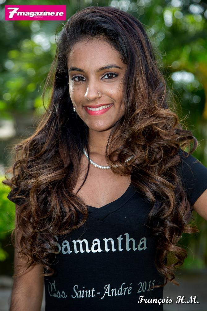N°7: Samantha Leperlier