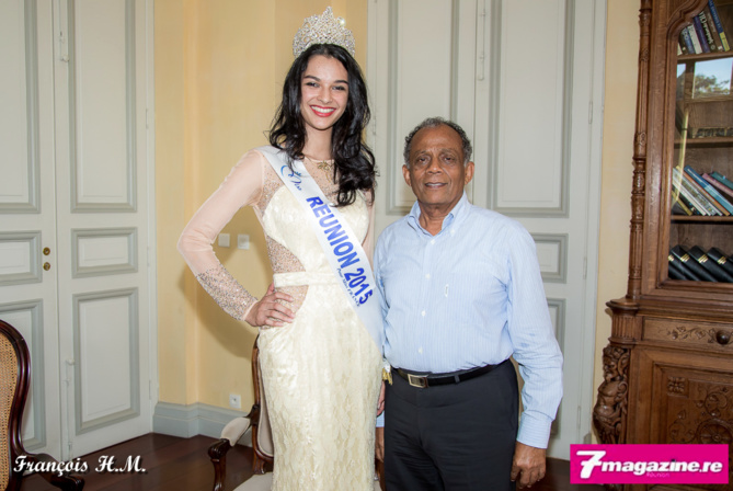 Azuima Issa, 1m81 aux côtés de Gilbert Annette