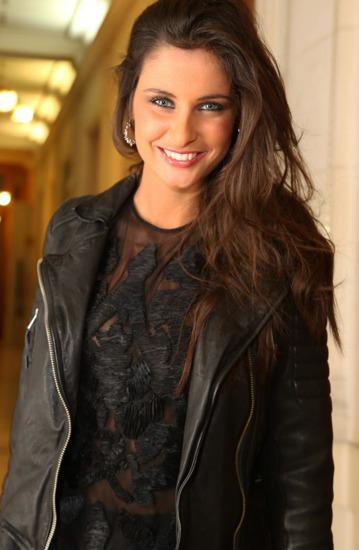 Une bien jolie Miss France!