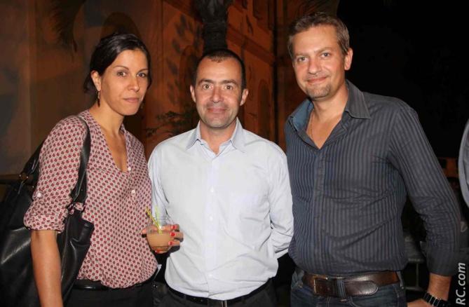 Yann de Prince, Antoine Isautier et sa compagne