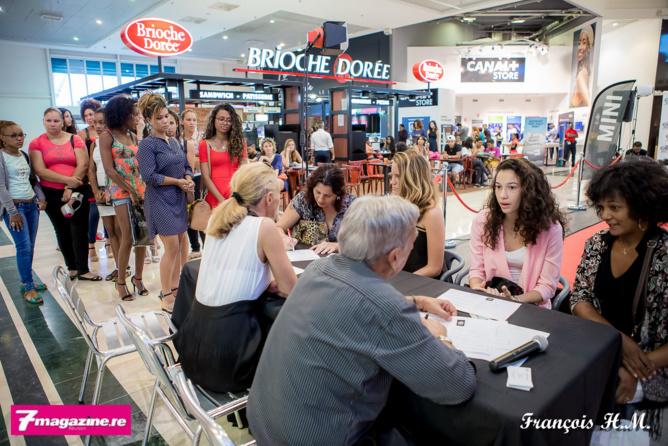 Premier Casting Elite Model Look Réunion 2015 à Sainte-Suzanne