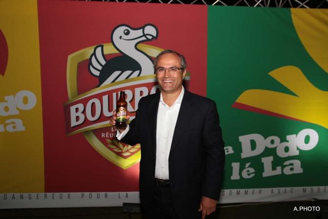 Doron Wijnschenk, fier de la nouvelle Dodo