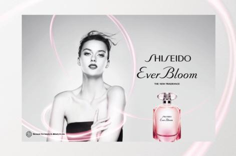Le nouveau parfum de Shiseido: Ever Bloom <br>L'éternité de l'instant