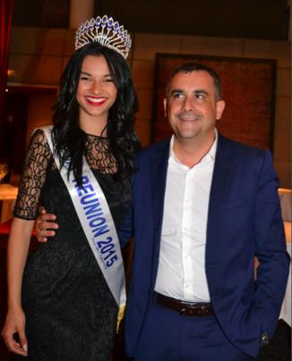 Avec Olivier Bajard, directeur général de la SHLMR