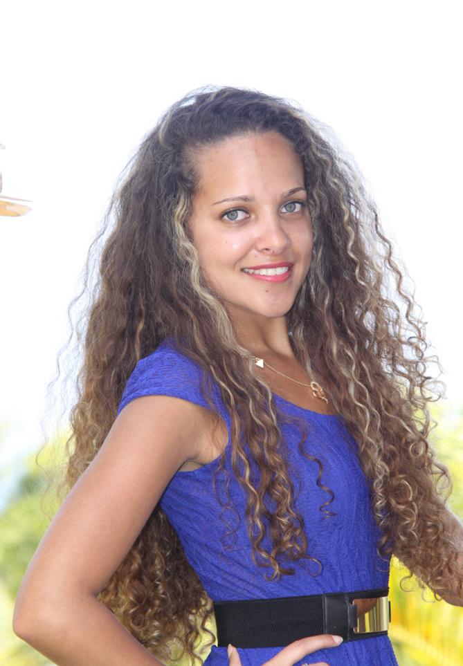 N°5: Kimberley Gigan - 19 ans, 1,64m