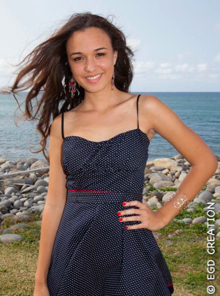 10. Ophélie BOYER, 17 ans, Grande Montée