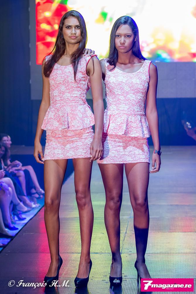 Elite Model Look Reunion Island 2015: elles voient la vie en rose
