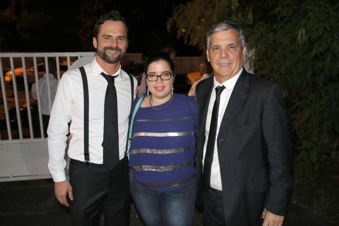 Steven Potet et Luis Vieira