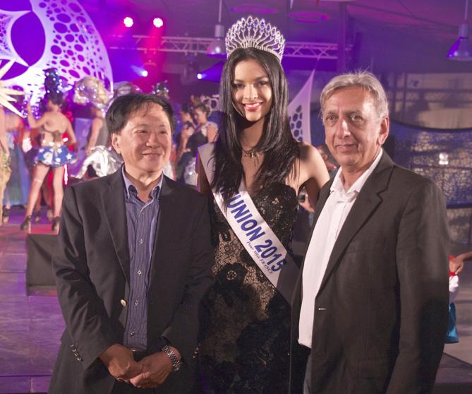 André Thien Ah Koon, Azuima Issa et Aziz Patel