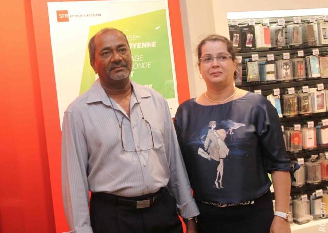 Jean-Luc et Dominique Orange, invités