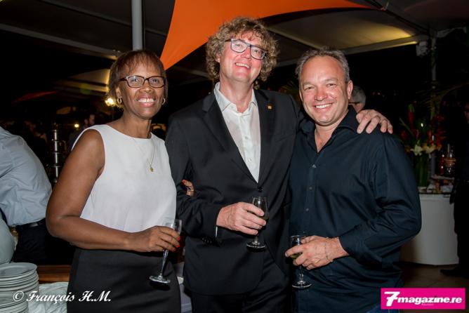 Eric Bouquillon a quitté Orange Réunion/Mayotte