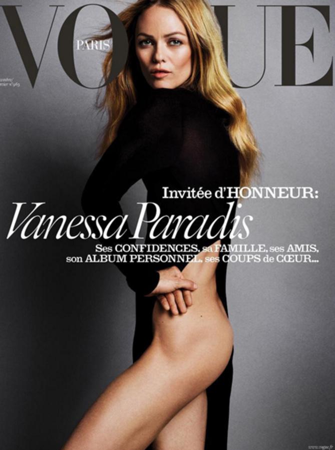 Vanessa Paradis: marre de la polémique sur ses photos dénudées