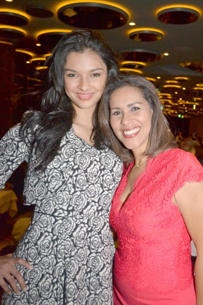 Miss Réunion avec Sophie Gastrin