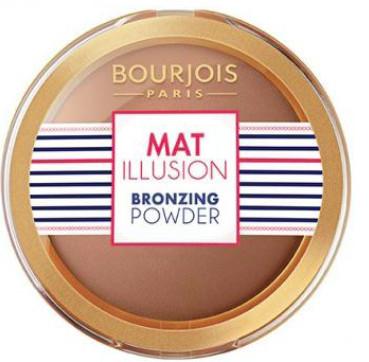 Nouvelle gamme bronzing de Bourjois