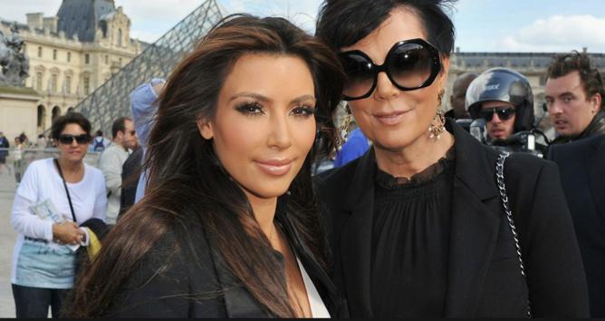 Le torchon brûle entre Kim Kardashian et sa mère