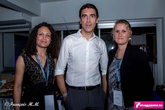 Laura Lebbrecht, Pascal Fourneaux et Florence Virapatrin