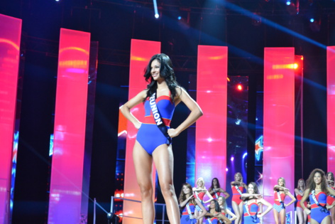 Azuima Issa, Miss Réunion 2015, est devenue dauphine de Miss France, et elle fait parler d'elle!