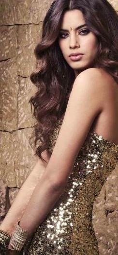 Elle aurait pu être Miss Univers...