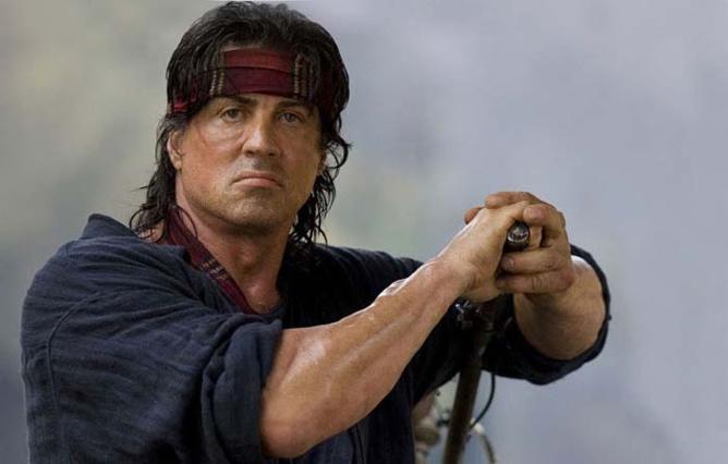 Rambo c'est fini pour Stallone!