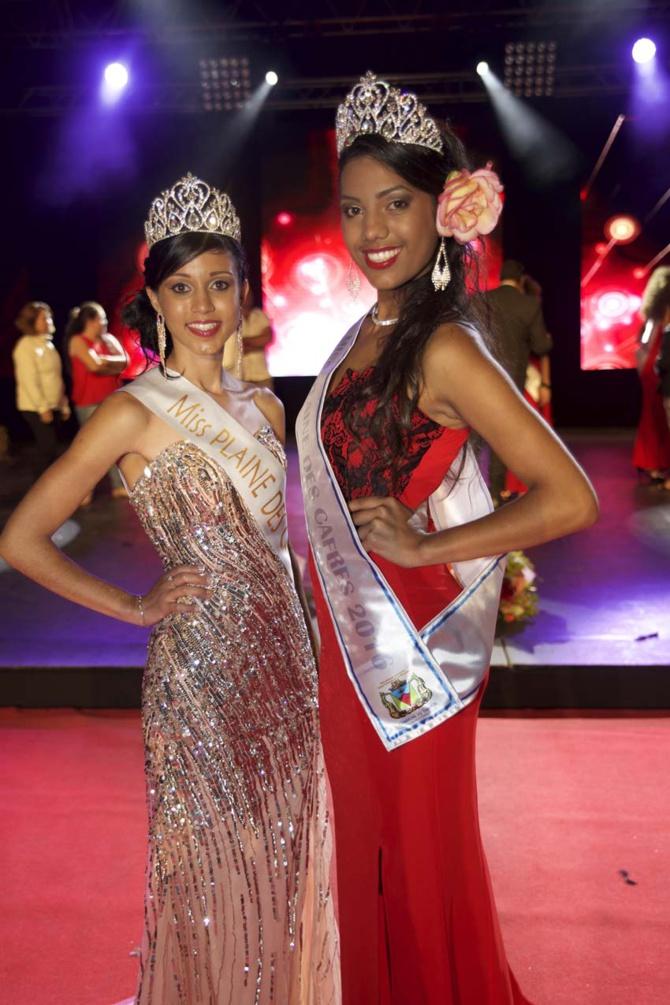 Miss Plaine des Cafres 2015 et 2016