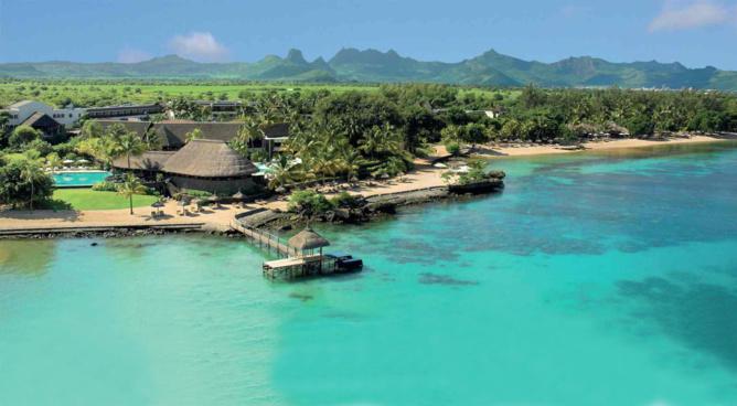Vu du ciel, le Maritim Resort & Spa Mauritius collectionne les Gold Award depuis son ouverture en 1990. Plus d'info sur www.maritim.mu