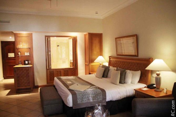 215 chambres dont 18 suites et une luxueuse villa familiale.