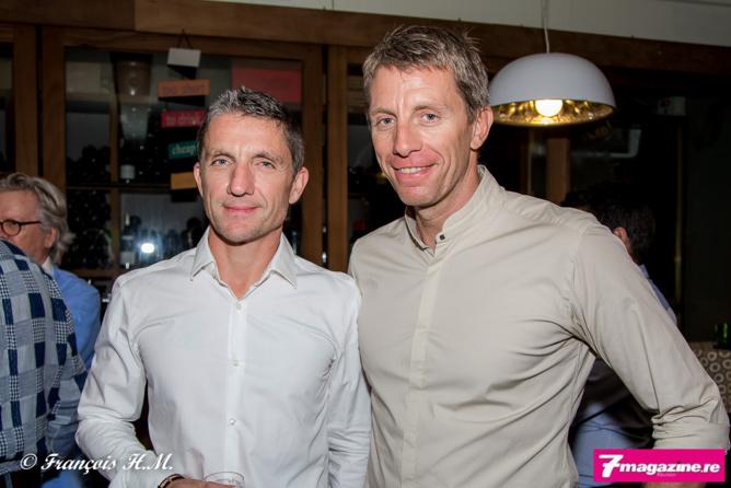 """Michel Petiot et Olivier Langlade du Restaurant """"Chez Nous"""""""