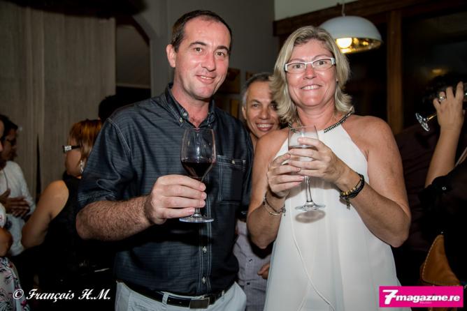 Dimitri Mathis et Véronique Marcy
