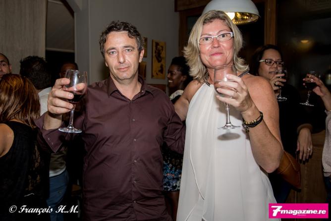 Christophe Bossy et Véronique Marcy