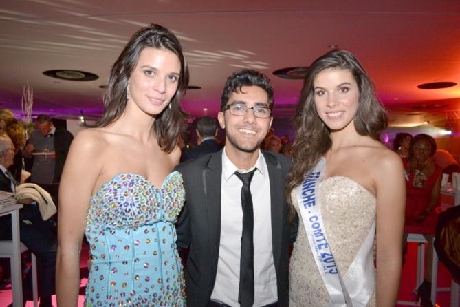 Oweiss avec Miss Franche Comté 2014 et 2015