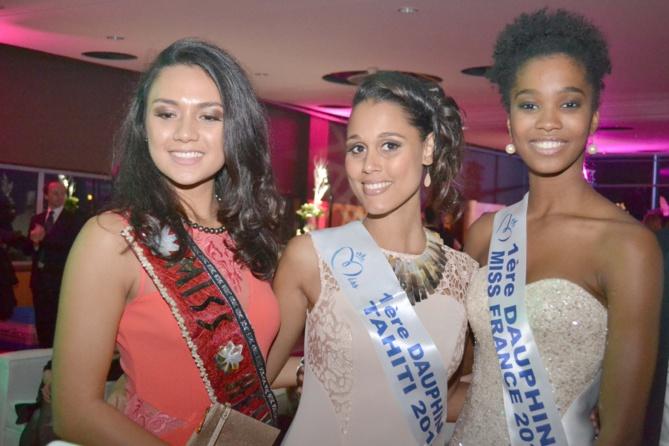 Miss France, soirée de gala